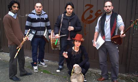 Ajam band (Photo: Spring Festival Organisers)