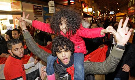Egyptian expatriates