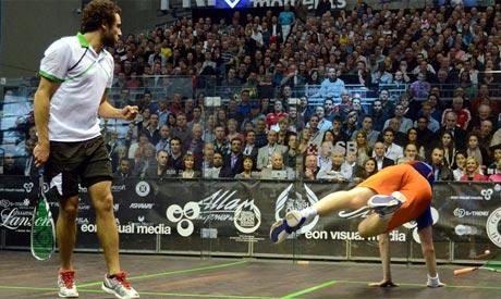 Ramy Ashour vs James Willstrop