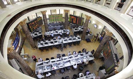 Cairo stock market