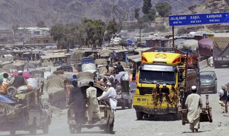 Pakistan Afghanistan