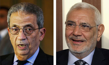 Moussa and Abul-Fotouh