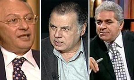 Bastawisi , Hariri and Sabbahi
