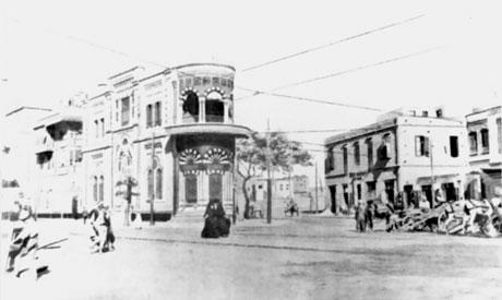 The sabil in abbasiya at the corner of modern day al abbasiya and al sarayat street