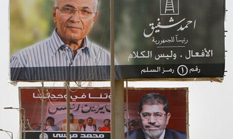Shafiq vs Morsi