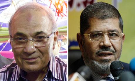 Shafiq & Morsi