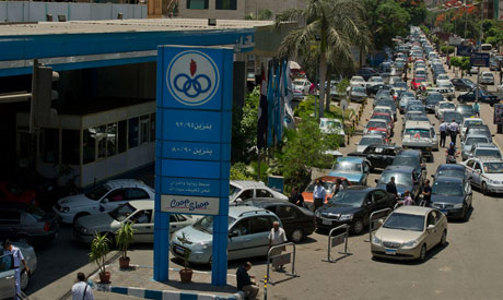 Cairo hit by new fuel crisis