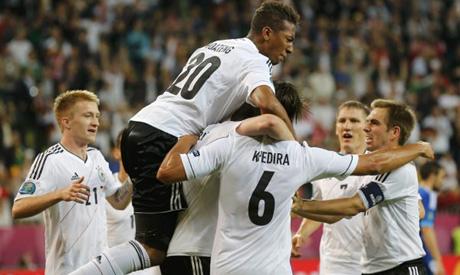 Germany V Greece