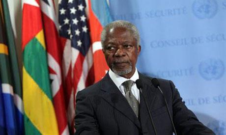 Syria Annan