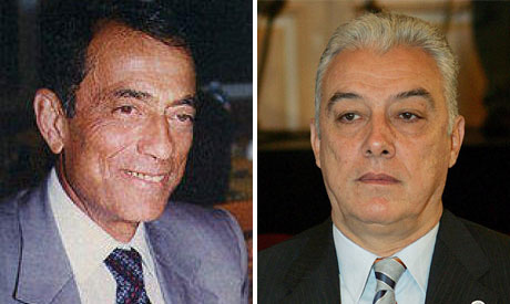 Hussien Salem and Sameh Fahmi