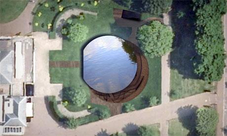 Serpentine Gallery Pavilion (Photo courtesy: Serpentine Gallery)