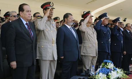Morsi with SCAF