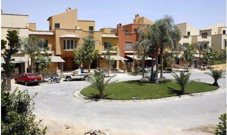 Egypt villas