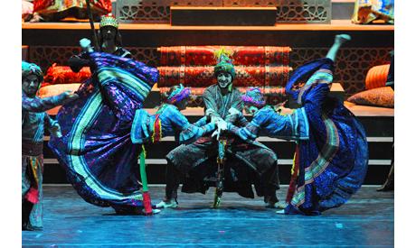 Photo courtesy: Caracalla Dance Theatre
