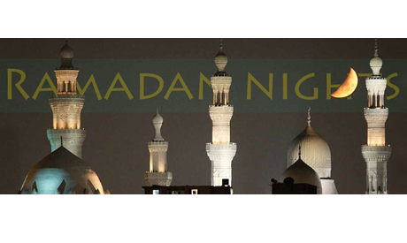 Ramadan menu guide 2012