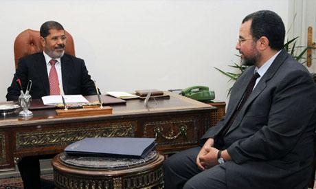 Morsi and Kandil