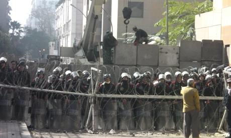SCAF wall