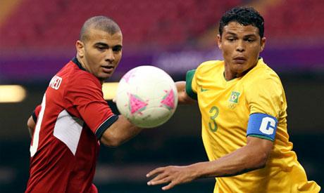 Egypt vs Brazil