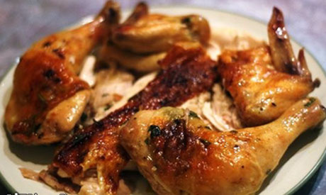 Classic ramadan recipes from ahram online ii food life style fried chicken forumfinder Images