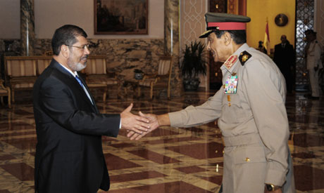 Morsi and Tantawi
