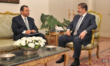 Morsi and Qandil