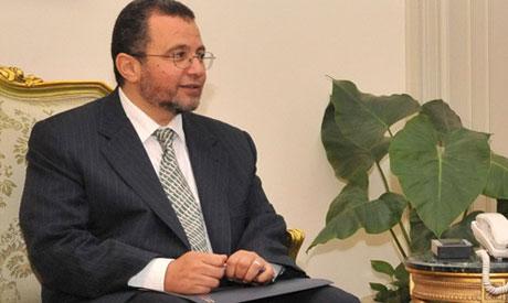 Prime Minster Hisham Qandil
