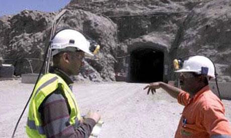Egypt Sukari gold mine (Photo: Al-Ahram)