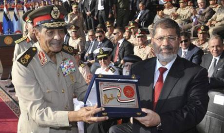 Tantawi-Morsi