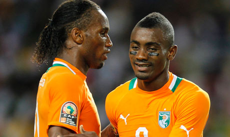 Lille reject Arsenal approach for former Chelsea man Salomon Kalou [RMC Sport]