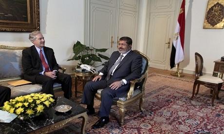 Burns and Morsi