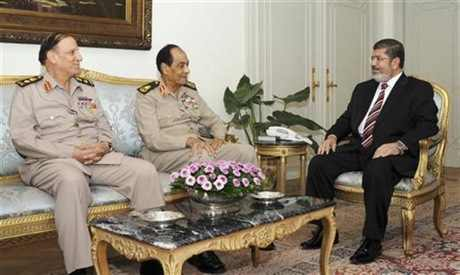 SCAF-Morsi