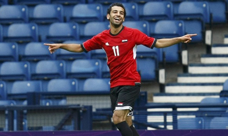 Egypt's Mohamed Salah voices delight with Olympic win - National Teams -  Sports - Ahram Online