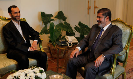 Morsi and Baghai
