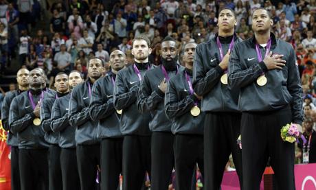 London Olympics Basketball Men