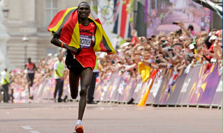 Uganda at the 2012 Summer Olympics