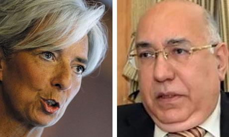 Lagarde and El-Saeed