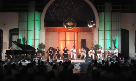 Eskenderella at the Cairo Opera House