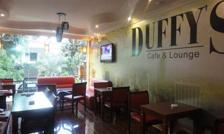 Street  Maadi Cafes