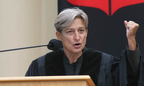 Philosopher Judith Butler
