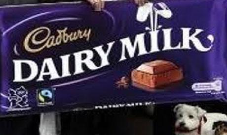 cadbury workers