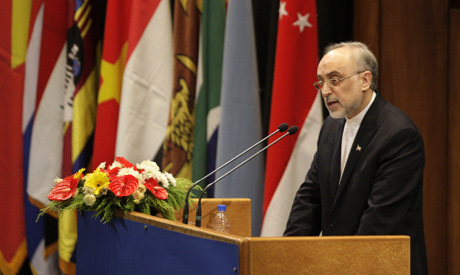 Iranian Foreign Minister