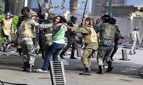 Military arrests