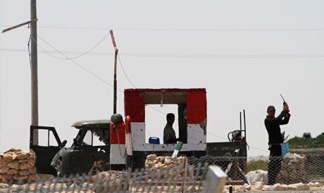 Gaza borders