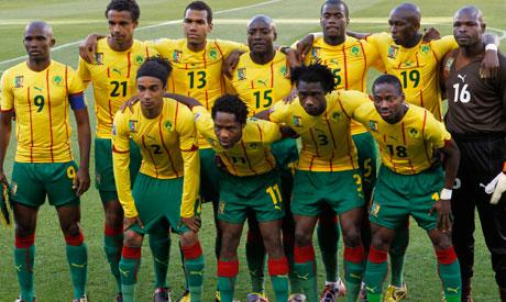 Cameroon angry fnas