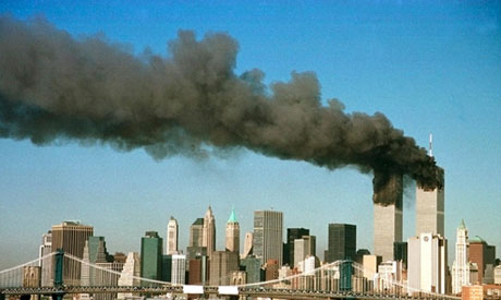 9/11 attacks on the US in 2001