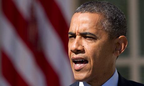 Obama condemns