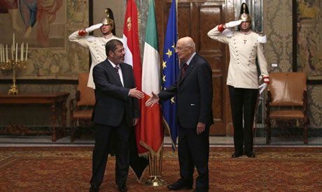 Italy to invest $1bn in Egypt