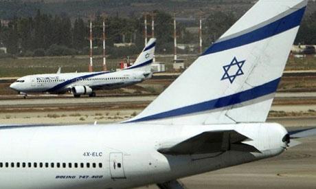 El Al airplanes
