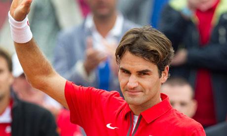 Federer beats Haase to secure Swiss Davis Cup win