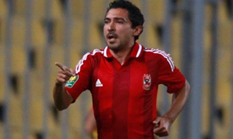 Ahly coach hails Barakat